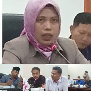 Banteng Betina Ngamuk di Gedung DPRD Jember , PT MPOIN Berbelit Belit