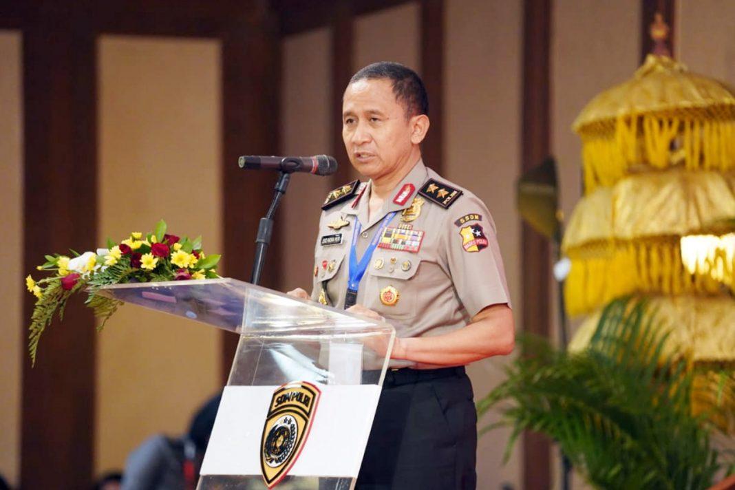 Irjen Pol Dr Eko Indra