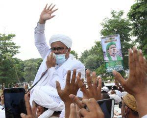 Fenomena Habib Rizik adalah Ujian Umat Islam dan Warga Negara