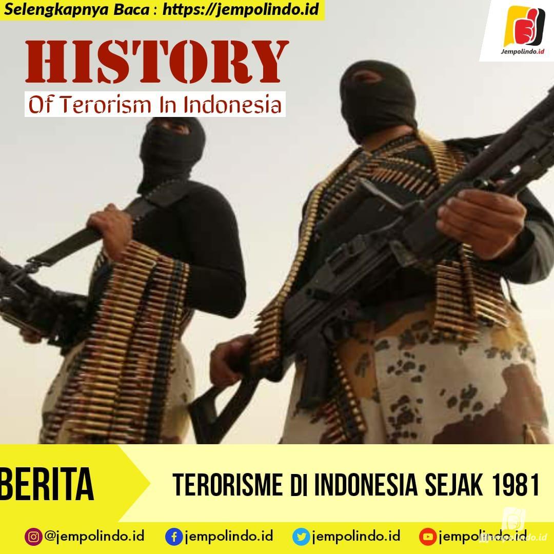 Terorisme di Indonesia