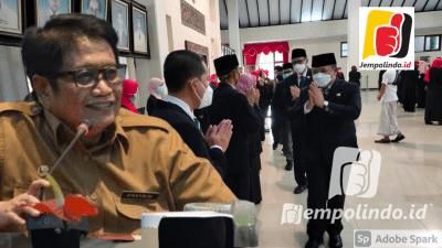 Bupati Jember Lantik 96 Pejabat Fungsional Sesuai PP 11/2017 Tentang manajemen PNS