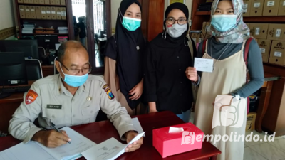 Aliansi Organisasi Ekstra Kampus Jember Desak Kapolres Tangkap RH