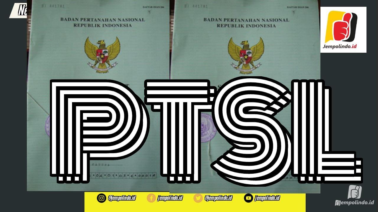 Biaya Sertifikasi PTSL