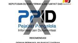 Mengapa PPID Tak Turut Direkomendasikan DPRD Jember ?