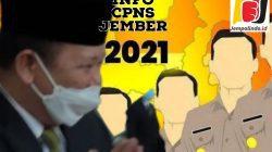 CPNS Kado Terindah Jember Dapat Kuota 4305