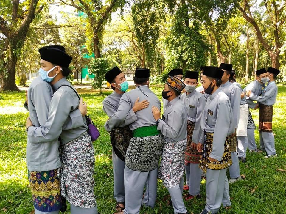 Mahasiswa dan santri Patani Thailand