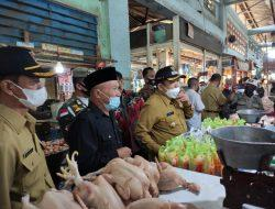 Pedagang Pasar Tanjung