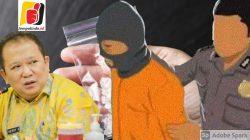 Diduga Pengedar Sabu Kades Diringkus Polisi