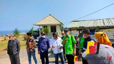 Tambak Udang Desa Kepanjen Cemari Lingkungan, Warga Wadul Dewan