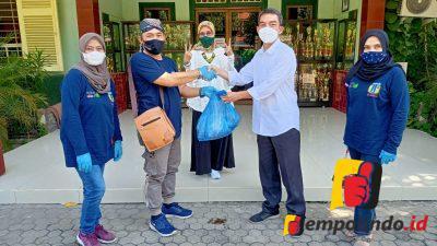 Alumni SMPN 2 Surabaya AdakanQurban Idul Adha 1442 H