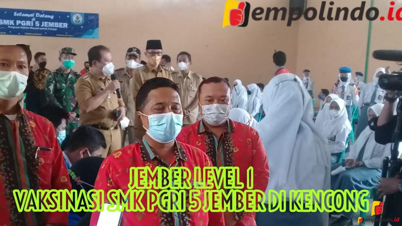 Jember Level 1